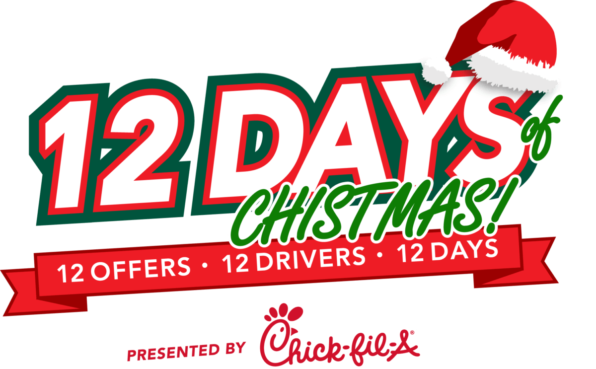 wrap up holiday shopping with phoenix raceways 12 days of christmas catchfence